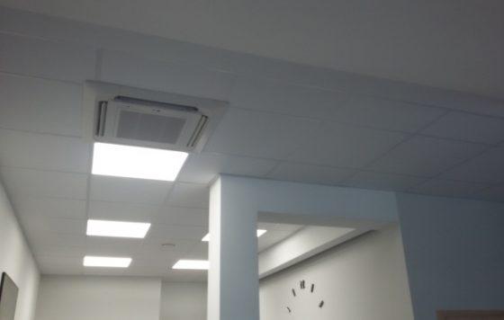 Podbipięty biuro - wykończenie wnętrz - Amedo Kraków (1)