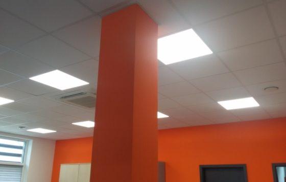 Podbipięty biuro - wykończenie wnętrz - Amedo Kraków (4)